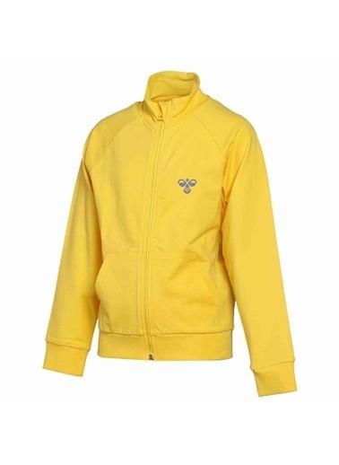 Hummel Sherıdan Fermuarlı Sweatshırt Sarı